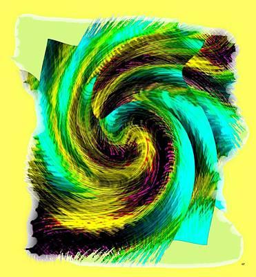 Giuseppe Cristiano - Abstract Fusion 201 by Will Borden