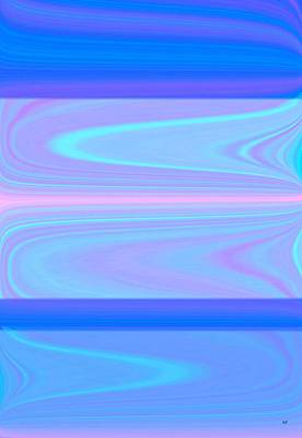 Digital Art - Abstract Fusion 229 by Will Borden