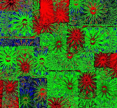 Royalty-Free and Rights-Managed Images - Abstract Fusion 230 by Will Borden