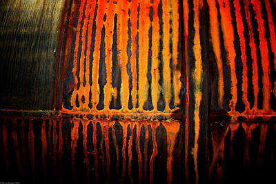 Photograph - Abstract by Gray  Artus