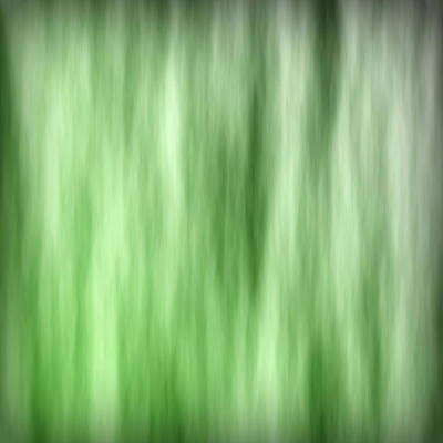 Digital Art - Abstract Green Texture Background by Valentino Visentini