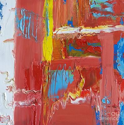 Painting - Abstract Landscape No 2 by Patricia Awapara