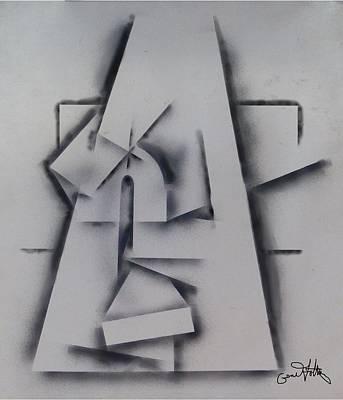 Abstract Minimalism Art Print