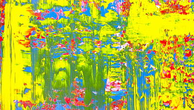 Painting - Abstract Moments 2 by Dylan Chambers