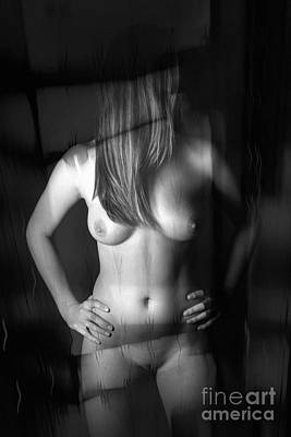 Fine Art Nudes Photograph - Abstract Nude Woman 8 by Jochen Schoenfeld