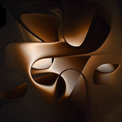 Digital Art - Chocolate - 005 by rd Erickson