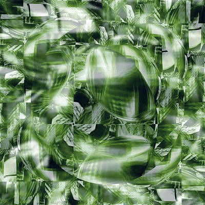 Digital Art - Tribute To The Irish - 038 by rd Erickson