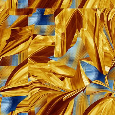 Digital Art - Drying Tobacco - 056 by rd Erickson