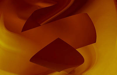 Digital Art - Abstract Number 11 by rd Erickson