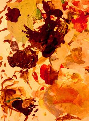 Visual Quality Painting - Abstract Number One by Stacy C Bottoms