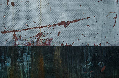 Photograph - Abstract Ocean by Jani Freimann