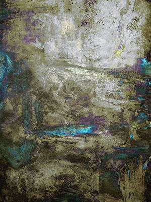 Resin Digital Art - Abstract Print 13 by Filippo B