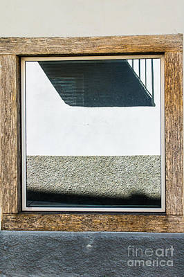 Photograph - Abstract Reflection by Silvia Ganora