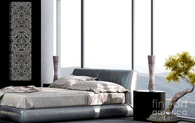 Digital Art - Abstract Rhythm - 23 - Art Ideas For Interior Design by Hanza Turgul