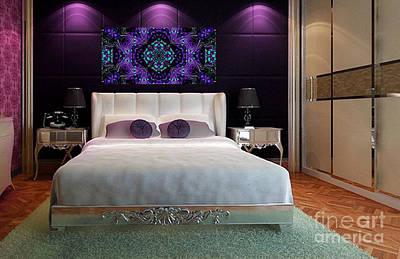 Digital Art - Abstract Rhythm - 26 - Art Ideas For Interior Design by Hanza Turgul