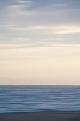 Abstract Seascape No. 04 Art Print