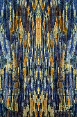 Abstract Symmetry I Art Print by David Gordon