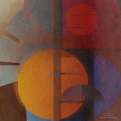 Abstract Tisa Schlemm 05 Art Print