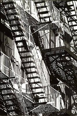 Abstract Urban Art Print