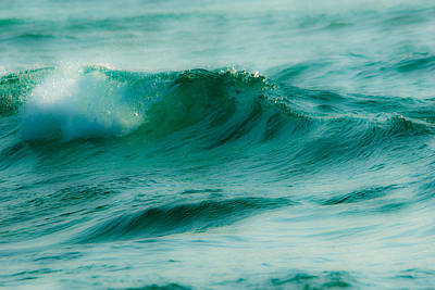 Photograph - Abstract Wave 5 by Alistair Lyne