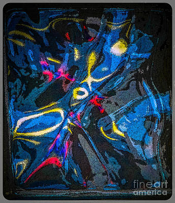 Photograph - Abstract Window by Grace Grogan