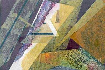 Mixed Media - Abstract15 by Patricia  Tierney
