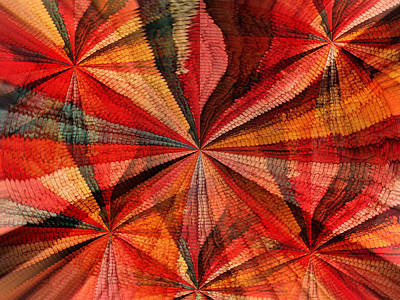 Abstraction 1 Original by Gerry Bates