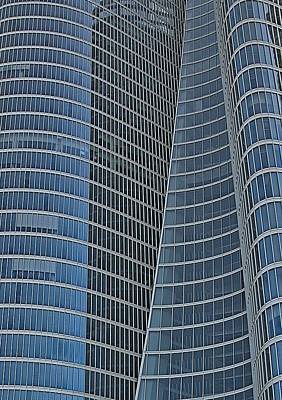 Photograph - Abu Dhabi Investment Authority by Steven Richman