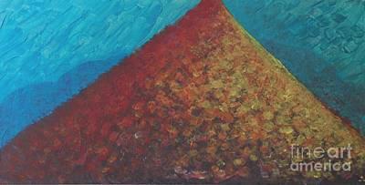 Art Print featuring the painting Abundance by Ilona Svetluska