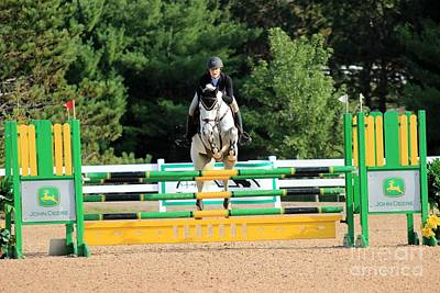 Photograph - Ac-jumper156 by Janice Byer