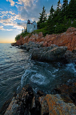 Photograph - Acadia by Bernard Chen
