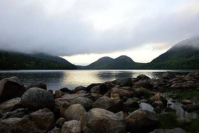 Photograph - Acadia Lake by Kirk Stanley