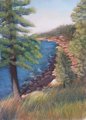 Acadia Morning Art Print