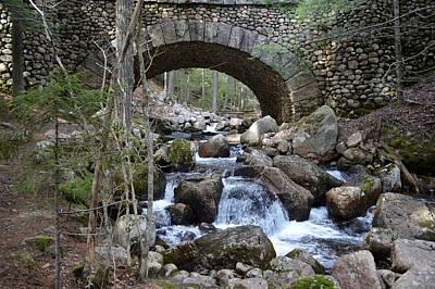 Acadia National Park Bridge Original