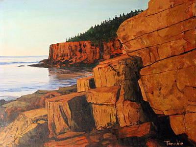 Acadia National Park Otter Cliffs Original