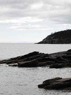 Mount Dessert Island Photograph - Acadia National Park by Paul Ge