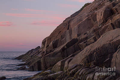 Photograph - Acadia Park Sunrise by Chris Scroggins