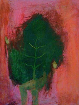 Acclivitous Nature Original by Ana Lara