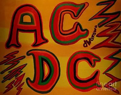 Acdc Original by Douglas W Warawa