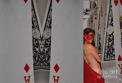 Photograph - Ace Of Diamonds by Liane Wright