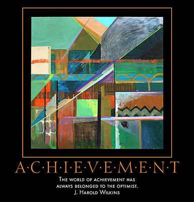 Digital Art - Achievement by Sylvia Greer