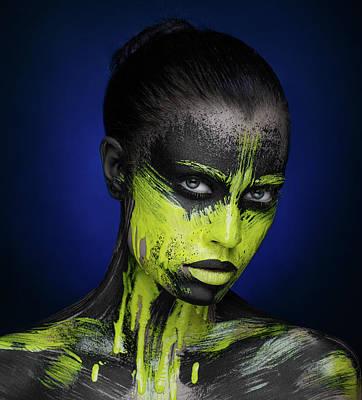 Painted Wall Art - Photograph - Acid by Alex Malikov