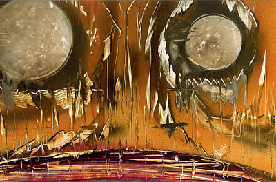 Painting - Acidic by Jason Girard