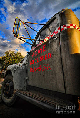 Photograph - Acme Truck by Randy Rogers