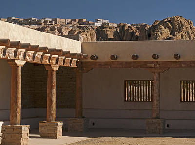 Photograph - Acoma Old And New by Jennifer Nelson