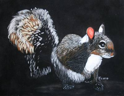 Pastel - Acorn Addict by Michele Turney