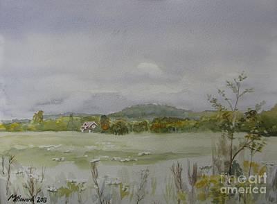 Across Autumn Fields Original