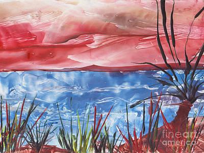 Painting - Across by Shelley Jones