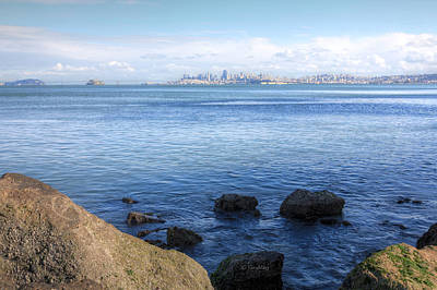 Photograph - Across The Bay by JC Findley