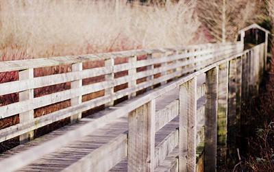Photograph - Across The Bridge by Marilyn Wilson